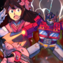 Sakura Wars vs The Transformers