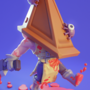 Pyramid Head the li'l Executioner
