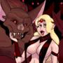 Vampire Queen Hemophelia