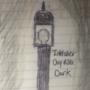 Inktober 2019 Day 26: Dark