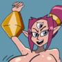 Halloween 2020: Shantae Bosha