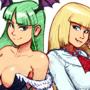Morrigan & Lili [Tekken x Darkstalkers]