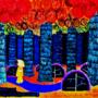 Pillar Forest Night 5 - Magicka Bipolaroid pg 35