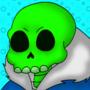 Halloween comision: Sans the skeleton