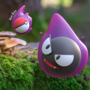 A Spooky 3D Gastly