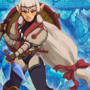 Young Impa from Age of Calamity