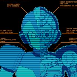 Mega Man X Diagnostic