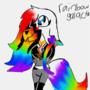 Rainbow galactics new style