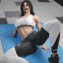 Mortal Kombat 9 - Mileena Pinup #26