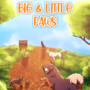 Big and Little Paws: Poster