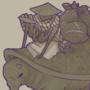 Swamp turtle trader