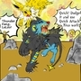 Pokemon Battle by BoobyDaBunny