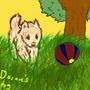ducare's dog by Darkvampire21