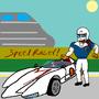 Speeeeeed RACER! by RovertScott