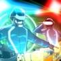 Tron: Legacy, Daft Punk by DoomzDayChikn