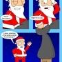 Santa by KidneyJohn