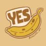 Zacky's PinTober day 25 - Yes Banana