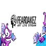 LIVE NOW | 🎃 ART STREAM 🎃| FEARDAKEZ