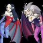 Morredan and Lilililith