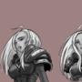 Crusader girl 6