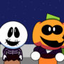 Trick or Treat ( Halloween Buds Again )