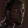 Chadwick Boseman / Black Panther Fan Art