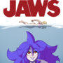Boobtober Day 29 - Jaws