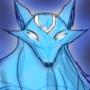 Blue Wolf artwork
