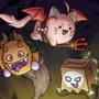Halloween Mochis