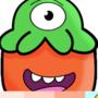 Cartoontober The Fungies Toonix promo mock up
