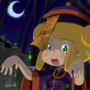 Happy Halloween with Jiangshi Miette