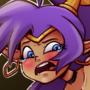 Shantae on display