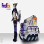 Delivery Fedex (Division)