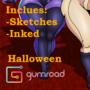 [Halloween] Gumroad
