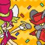 Cute rats and top hats ^_^
