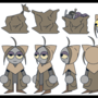 HEARTDONE Character Sheets