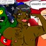 GAYBLACKJEWHITLERAGAINSTOPPRES by SirCannabisClock