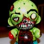 Zombie Kidrobot by davestudio