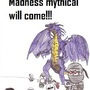 Madness Mythical Sketch by FallowerOfHank