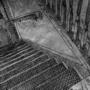 Corner Spinnet - Stair Style