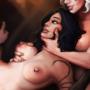 Commission: Kseniya, Bethrie and Catherine