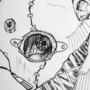 Inktober 2020 - Ominous