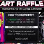 Free Art Raffle On Twitter