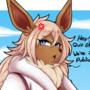 Commission: Portia the Eevee
