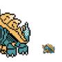 Pokemon GSC-style sprites III: Ultra Spritier