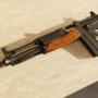 Cold War Prototype Battle Rifle