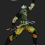 Kabal - Mortal Kombat 3