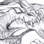 Thank you Drawing- Utvara Hellkite (2020)