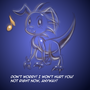 Bitty - I Won't Hurt You (Yet)