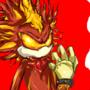 DoD Character ref: Kiritsu the Chaos Beast
